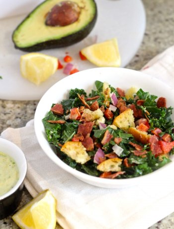 Avocado-Caesar-Salad-Dressing