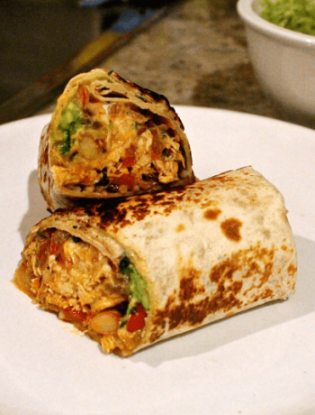 Chicken-Burrito-Recipe