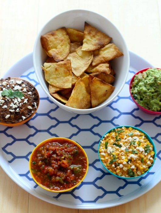Mexican_Dips_Homemade_Tortilla_Chips