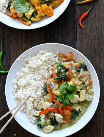Better-Than-Takeout Thai Green Curry