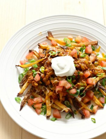 Ultimate Chili Cheese Fries Recipe