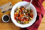 Johnsonville Sausage Root Vegetable Toss