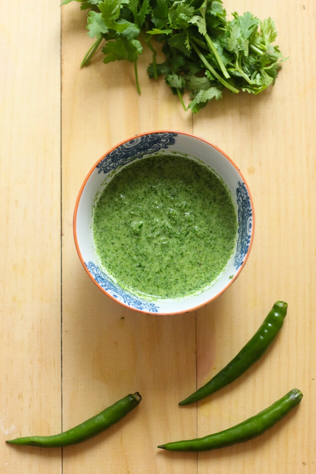 cilantro-chutney-recipe