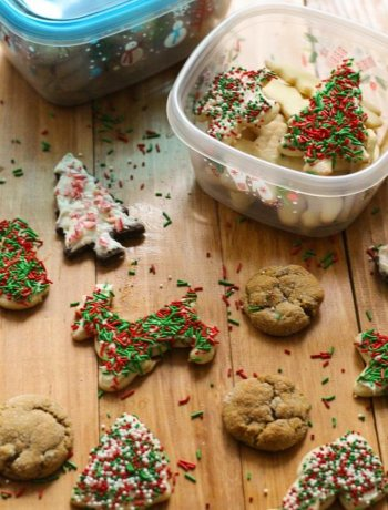 The Ultimate Sugar Cookies Recipe