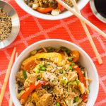 One Pot Chicken Teriyaki Bowls