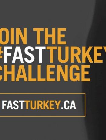 #FastTurkey Challenge!