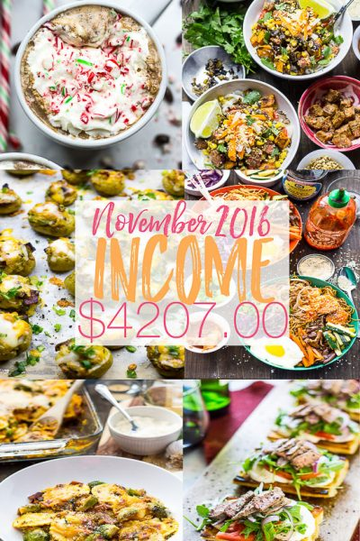November 2016 Income: When Is It Time to Upgrade?
