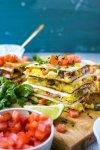 Freezer-Friendly Tex Mex Breakfast Quesadillas