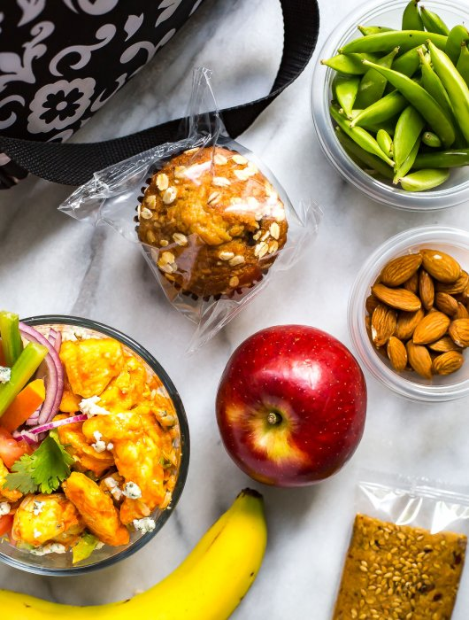 Healthy Packed Snack & Lunch Ideas for the Week