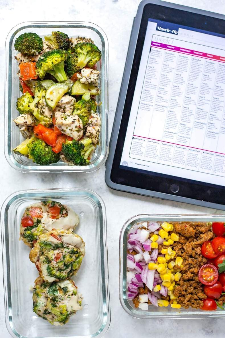 Meal Prep For Busy People The Girl On Bloor
