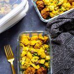 Chicken Tandoori Meal Prep Bowls