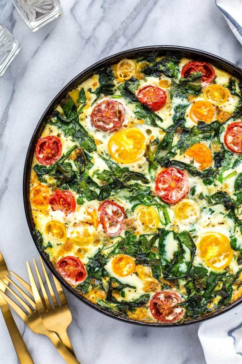 Meal Prep Egg White Frittata
