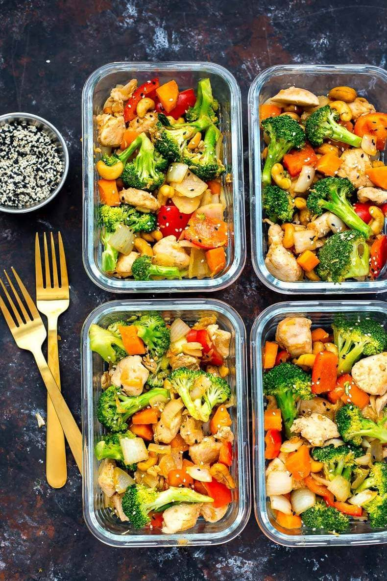 Healthy Food Recipes For Meal Prep