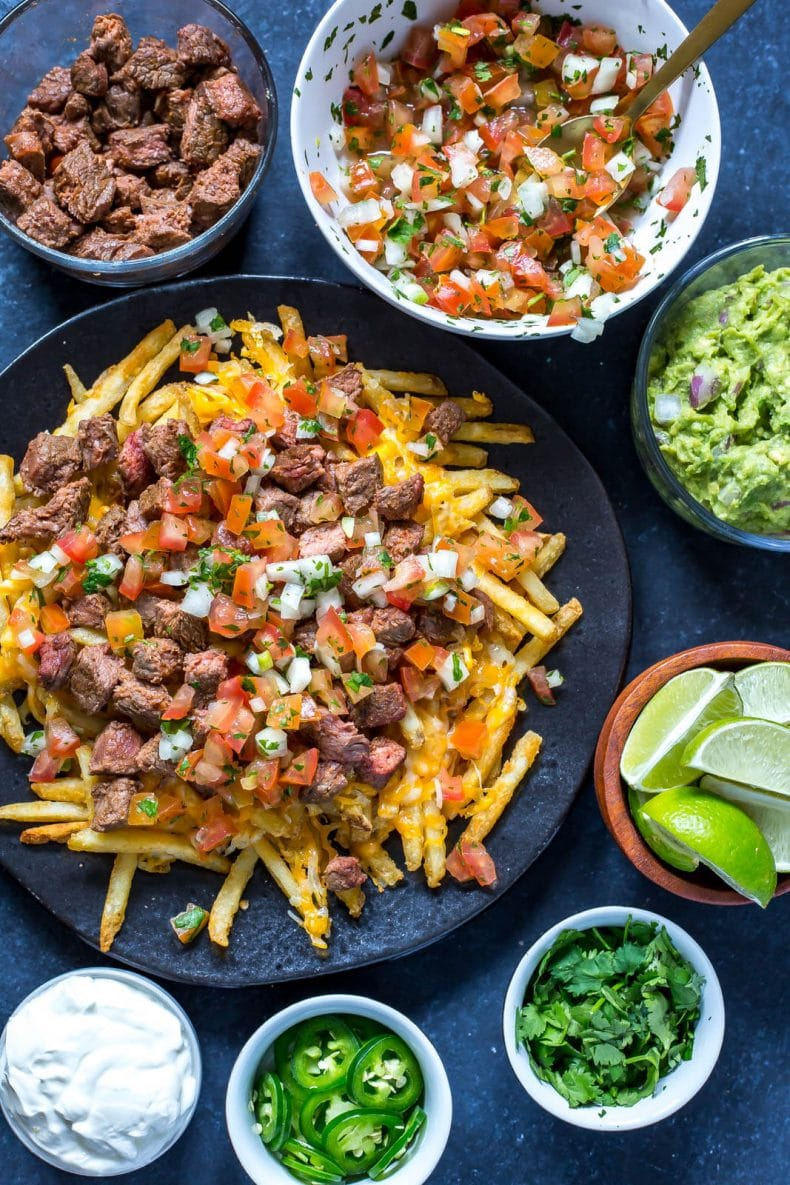 The Best Carne Asada Fries