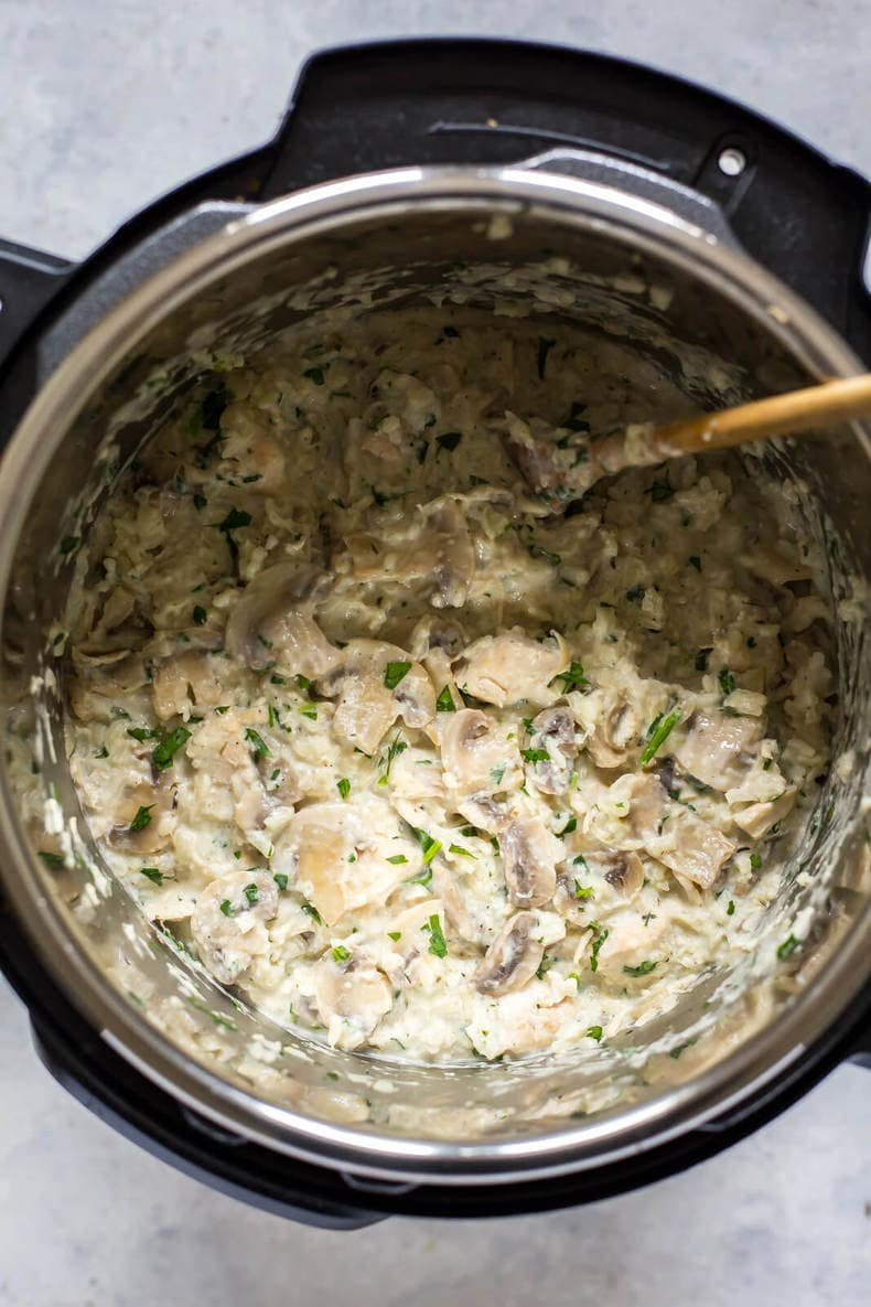 Cream of Mushroom Chicken