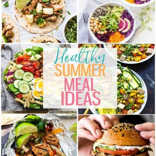 Healthy Summer Meal Ideas