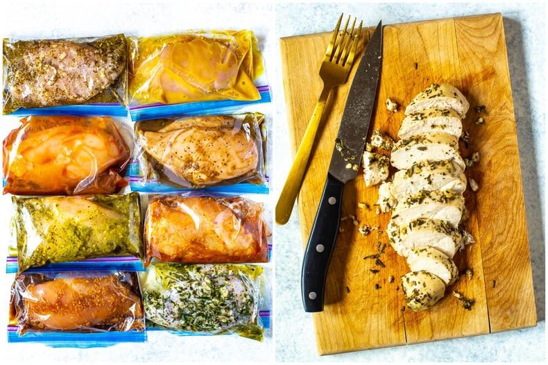 Best Chicken Marinade Recipes