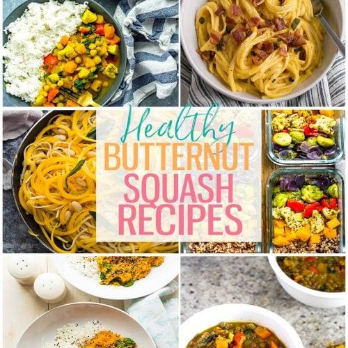 Healthy Butternut Squash Recipes