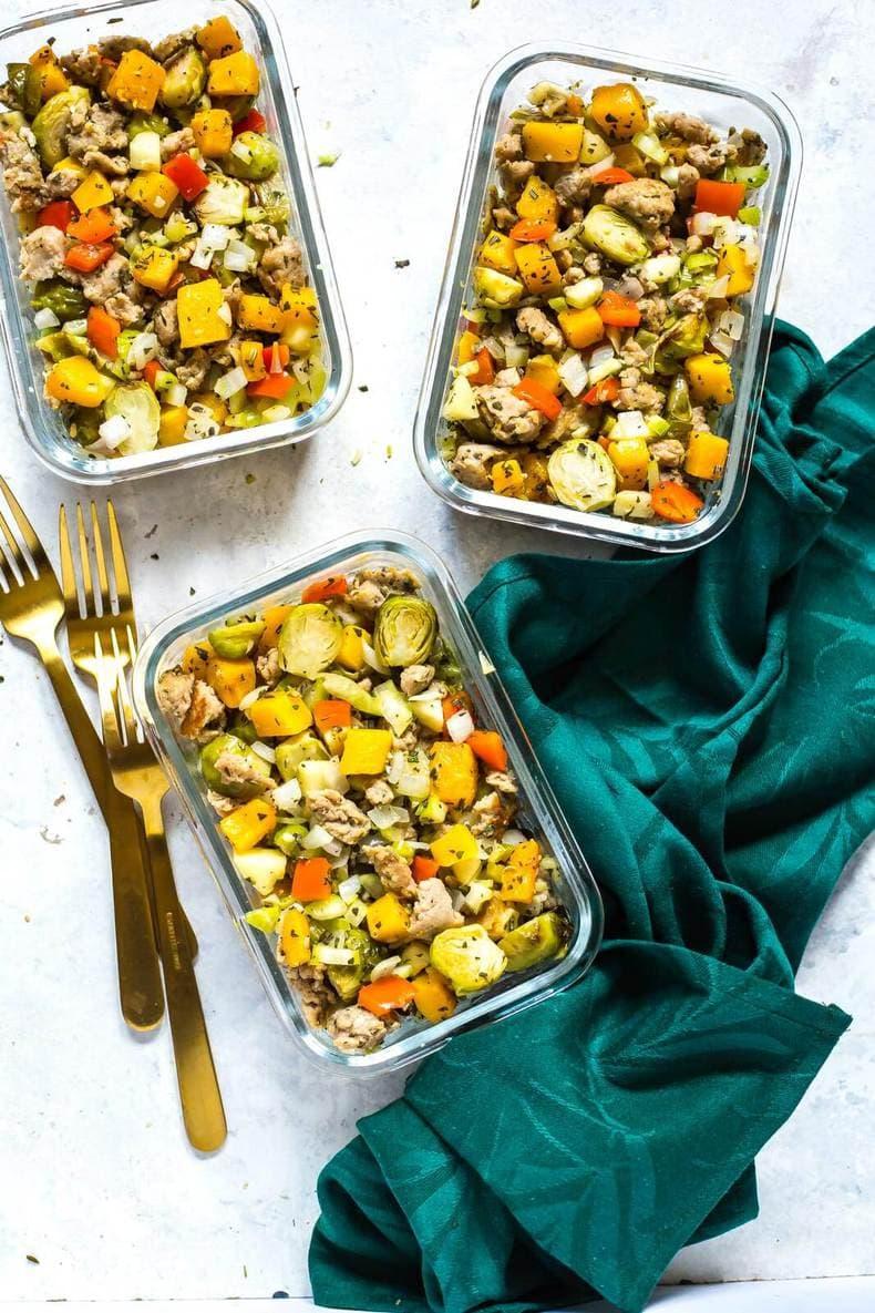 Thanksgiving Paleo Gluten Free Stuffing