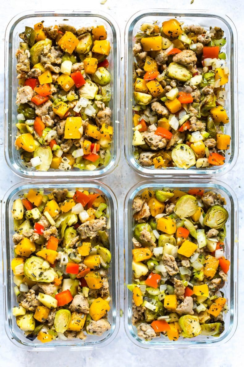 Thanksgiving Paleo Gluten Free Stuffing