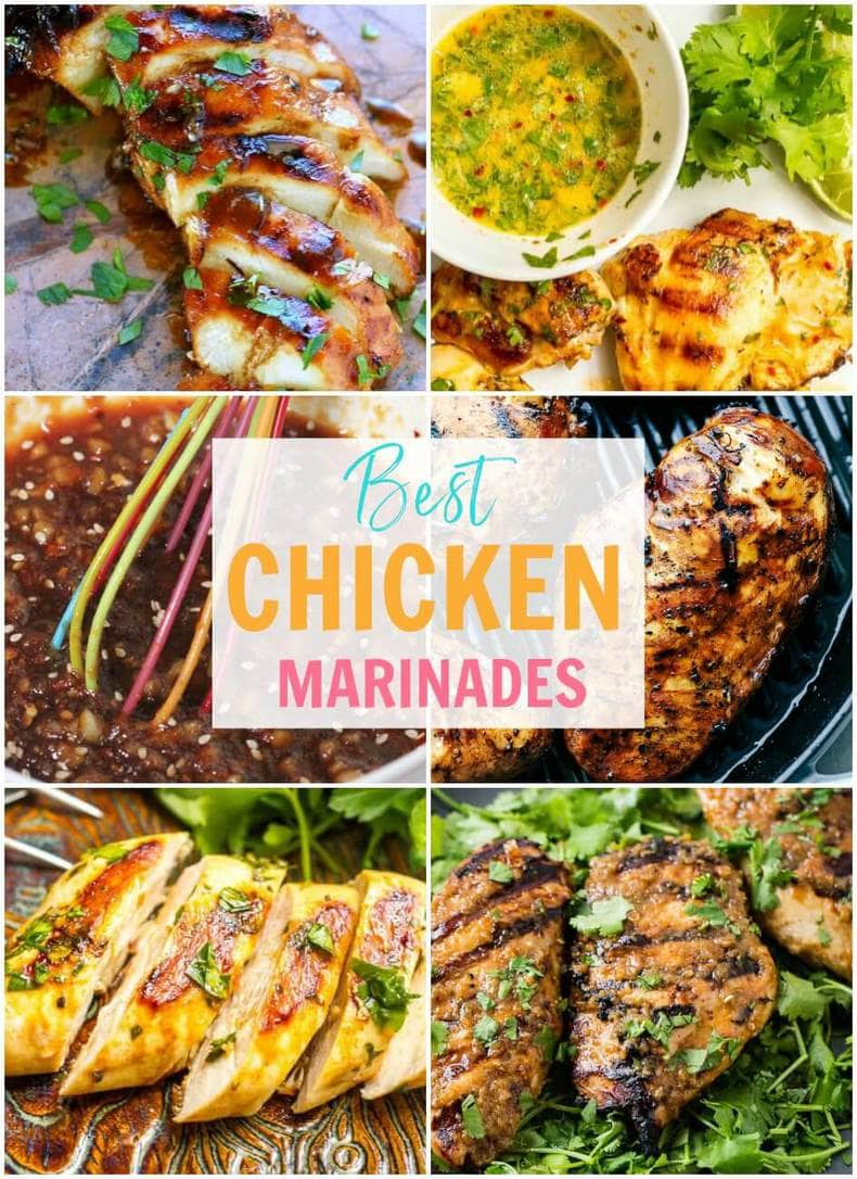 Asian chicken marinade recipe