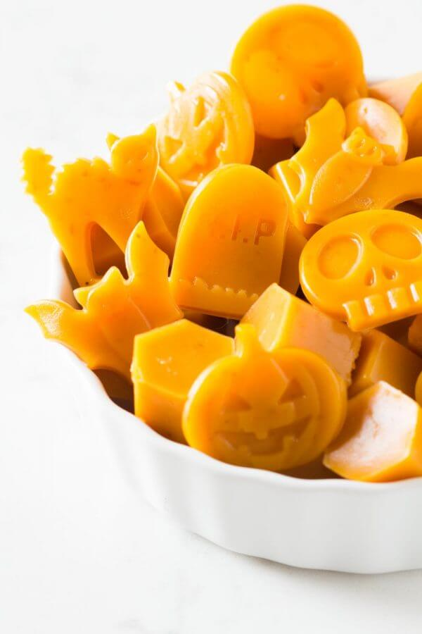 healthy Halloween gummies