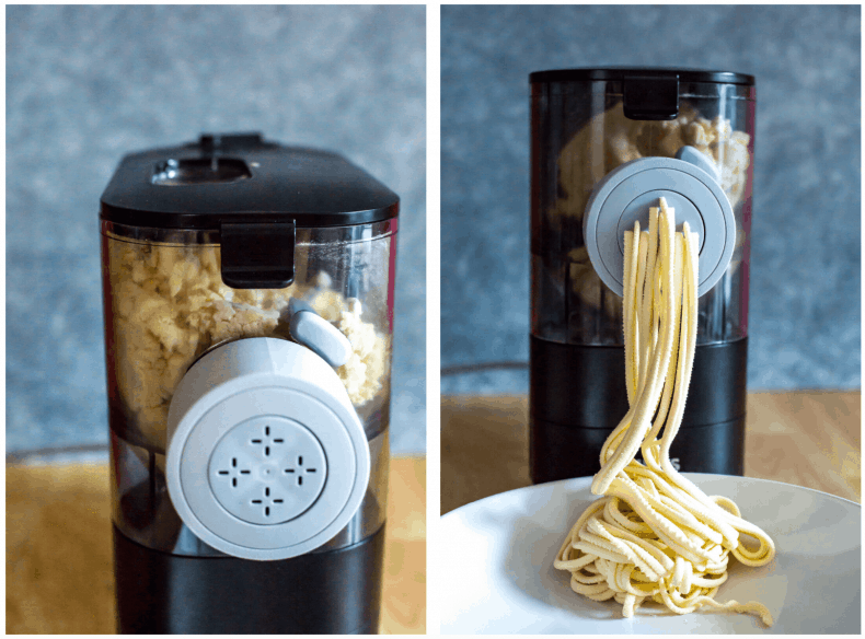 Easy Healthy Pasta Carbonara