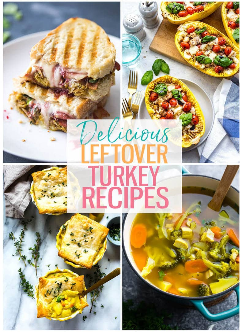 17 Delicious Leftover Turkey Recipes The Girl On Bloor