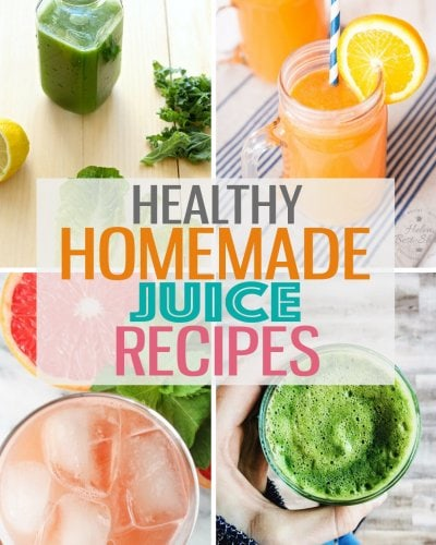 Juicing Recipes for Health and Wellness #juicing #homemadejuice