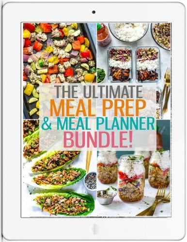 meal prep bundle cover