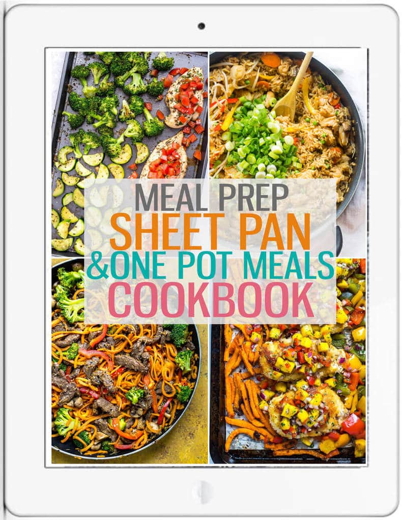 sheet pan cookbook cover