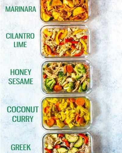 Healthy Crockpot Chicken Recipes