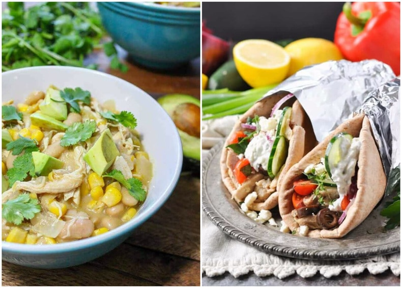 Healthy Crockpot Chicken Recipes