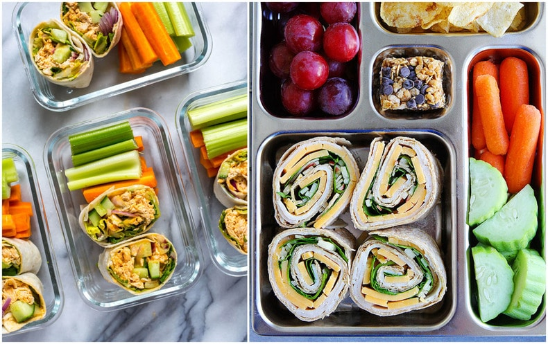 20 Healthy Meal Prep Lunch Ideas For Work The Girl On Bloor