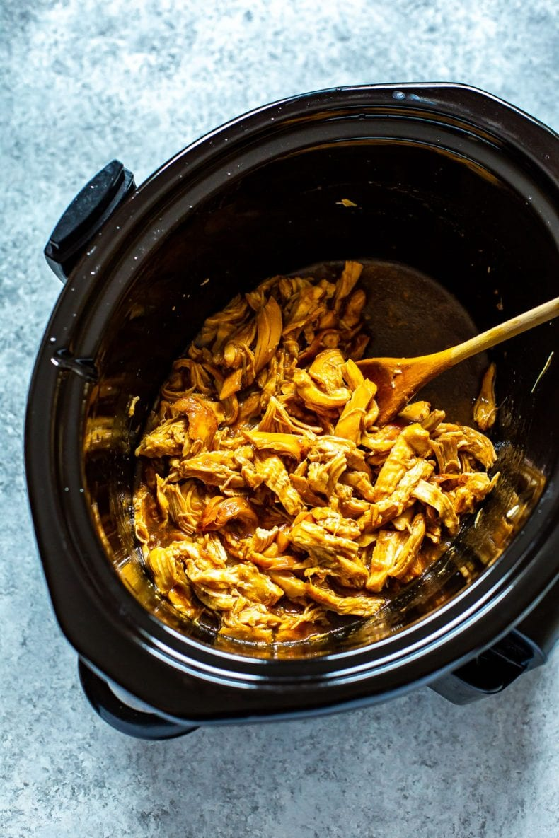 Chicken Teriyaki in Crock Pot