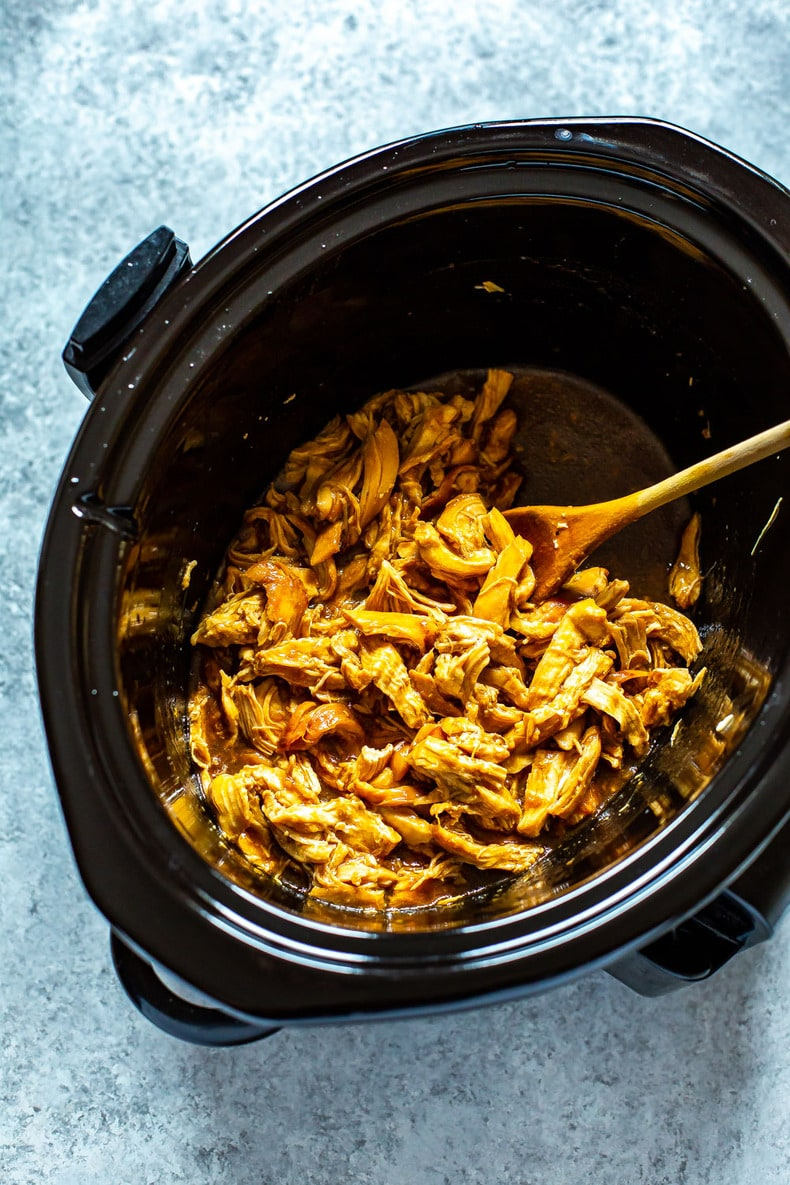 Chicken Teriyaki in Crock Pot