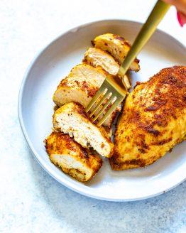 Best Baked Chicken Breast