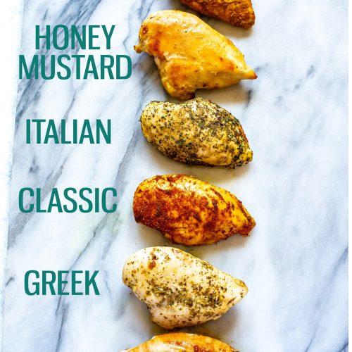 Best Baked Chicken Breast Recipes