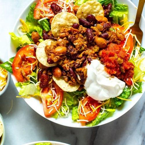 Wendy's Taco Salad