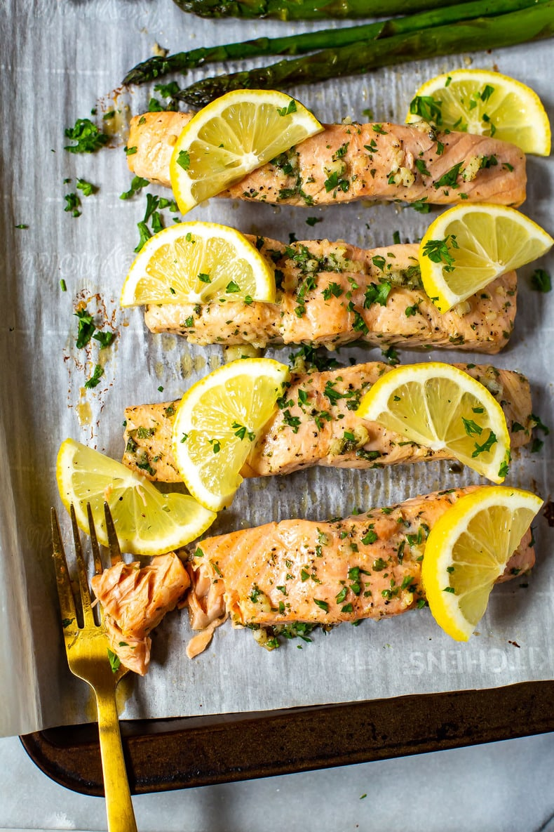 Easiest Ever Baked Salmon Recipe