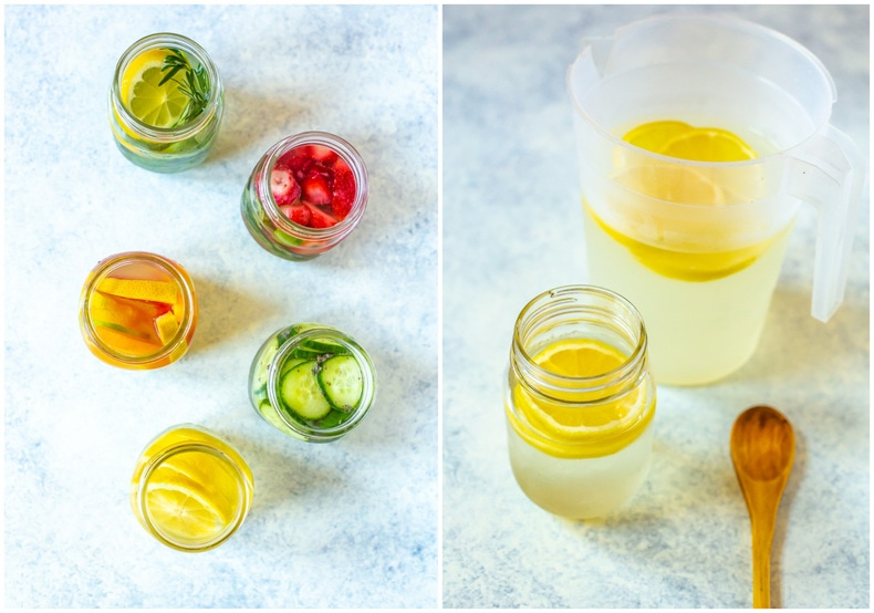 How to Make Lemon Water 5 Ways