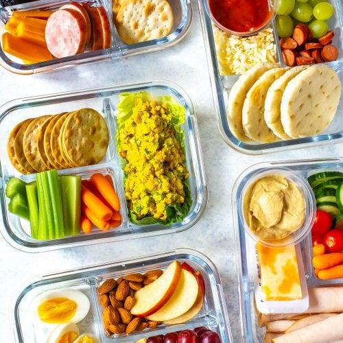 Healthy Bento Lunch Box