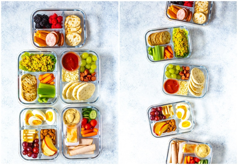 Healthy Bento Lunch Box