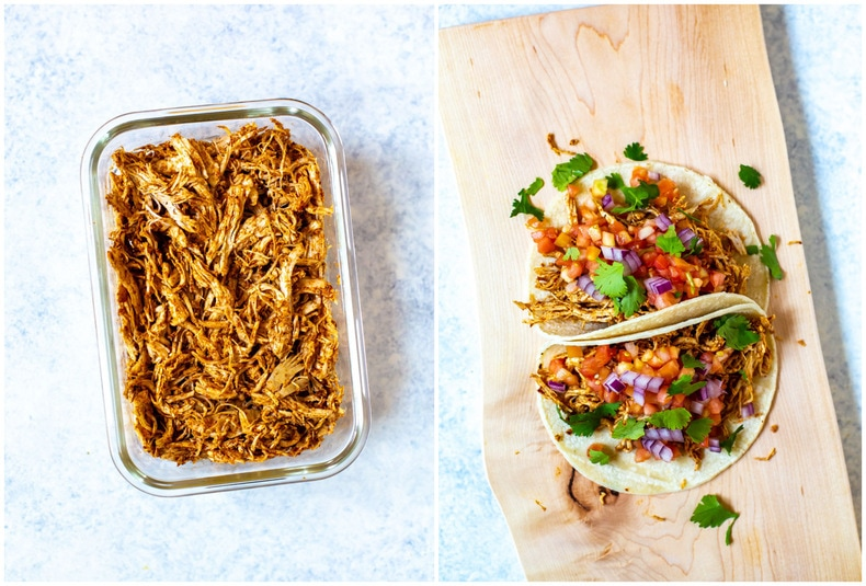 Shredded Chicken Recipes