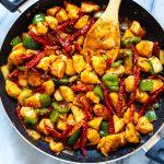 Chinese-Inspired Chilli Chicken