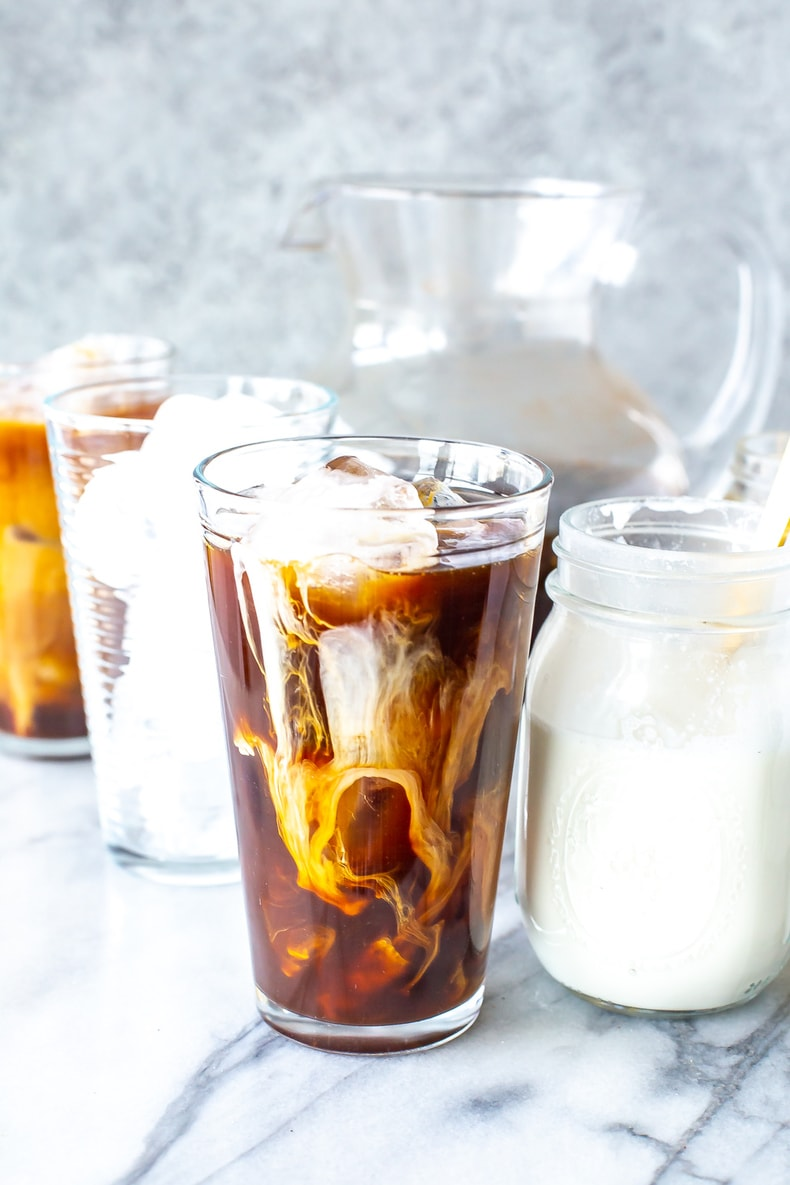 Vanilla Sweet Cream Cold Brew