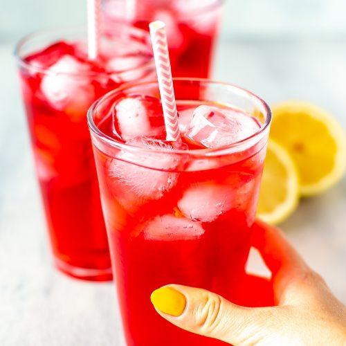 Starbucks Passion Tea Lemonade