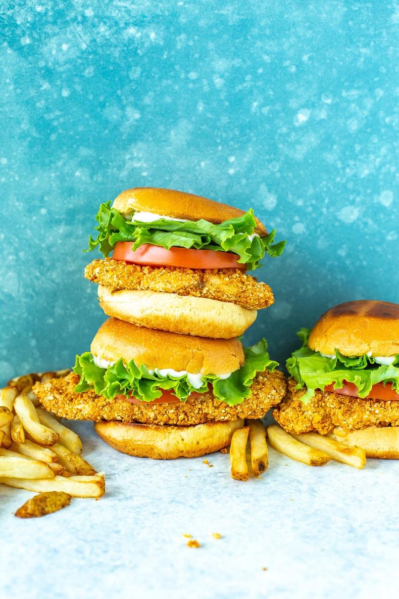 Wendy's Spicy Chicken Sandwich