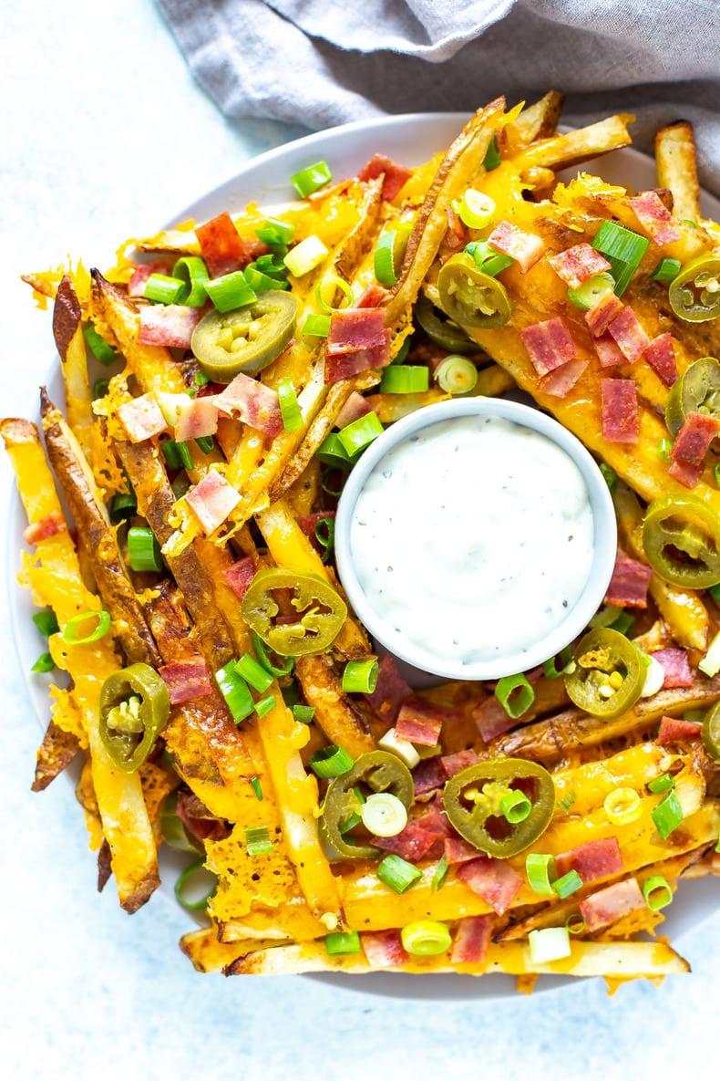 Texas Cheese Fries
