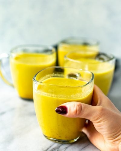 5-Minute Golden Milk